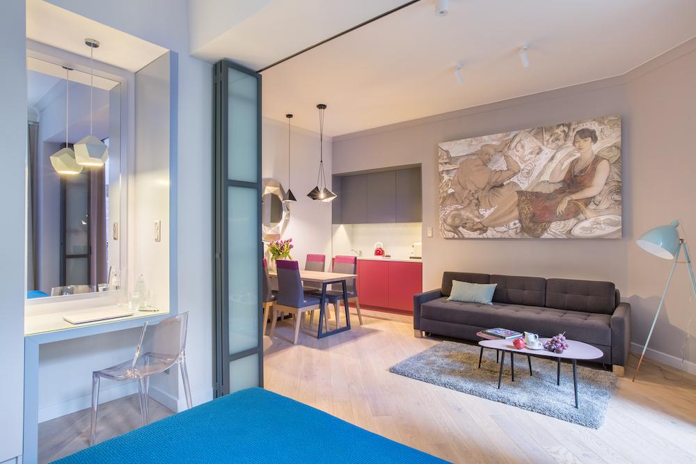 Cadena Gallery Apartments Krakau Polen