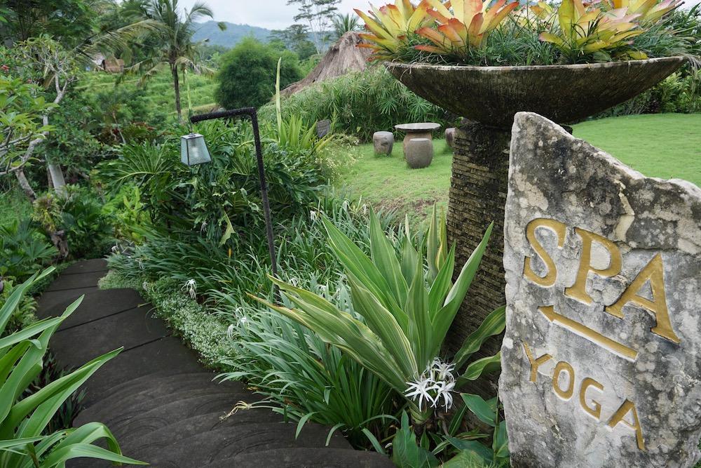 Massage Sidemen Bali Indonesië
