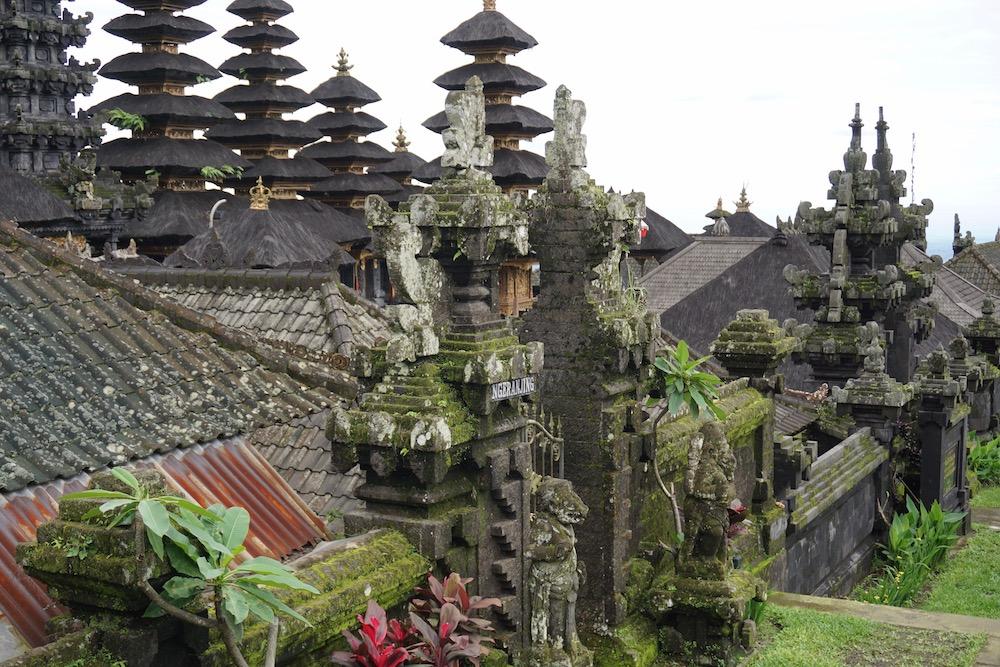 Pura Besakih Bali Indonesië