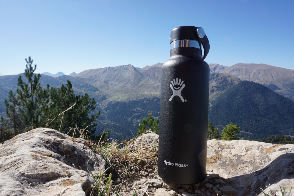 Review Hydro Flask Standard Mouth 0,6L
