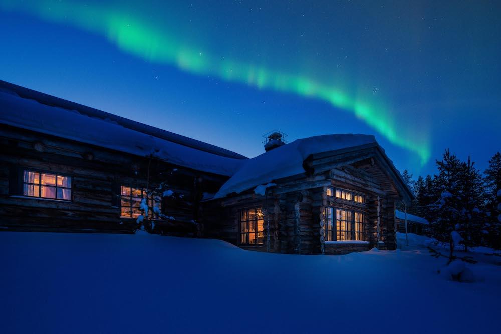 Accommodaties Finland Luzery Lodge L7