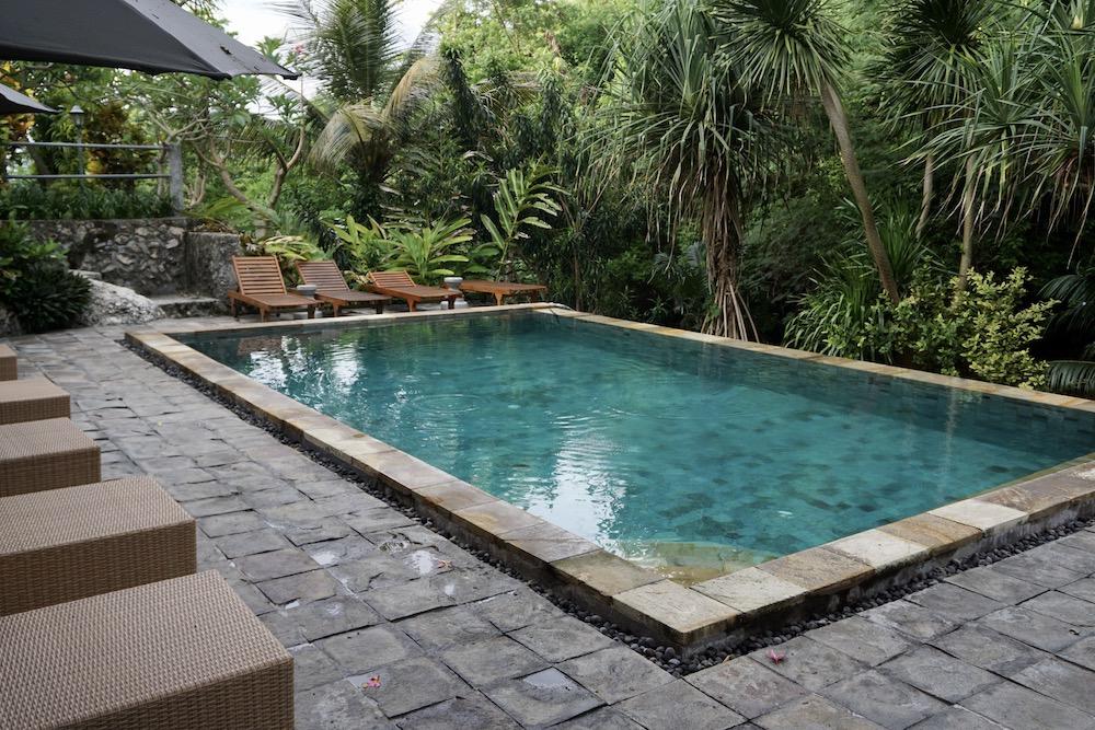 Lembongan Cliff Villa's Nusa Lembongan Indonesië