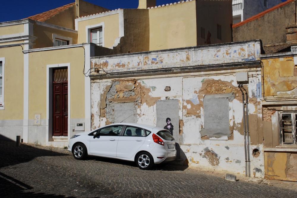 Auto huren in Portugal