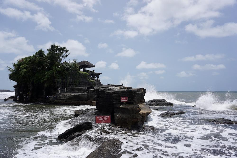 Pura Tanah Lot Bali Indonesië