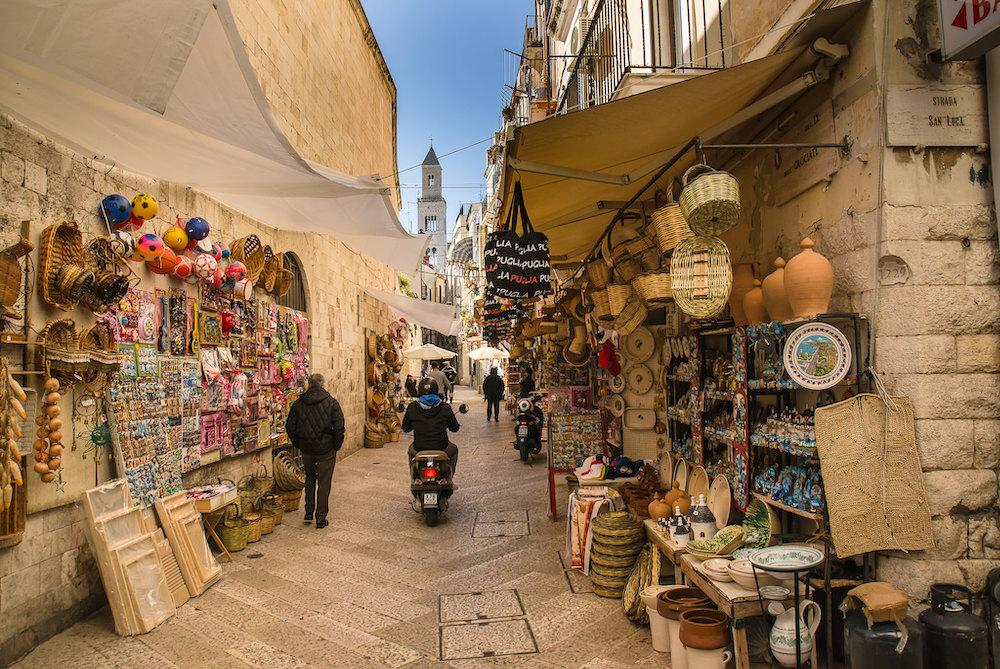 Vakantie Italië Bari