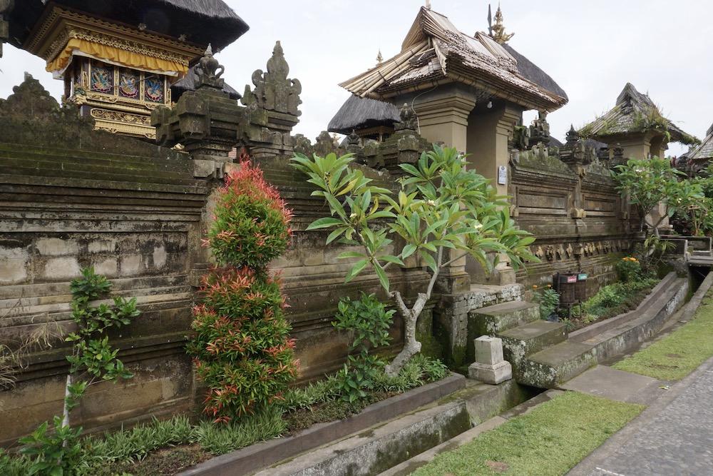 Penglipuran Village Bali Indonesië