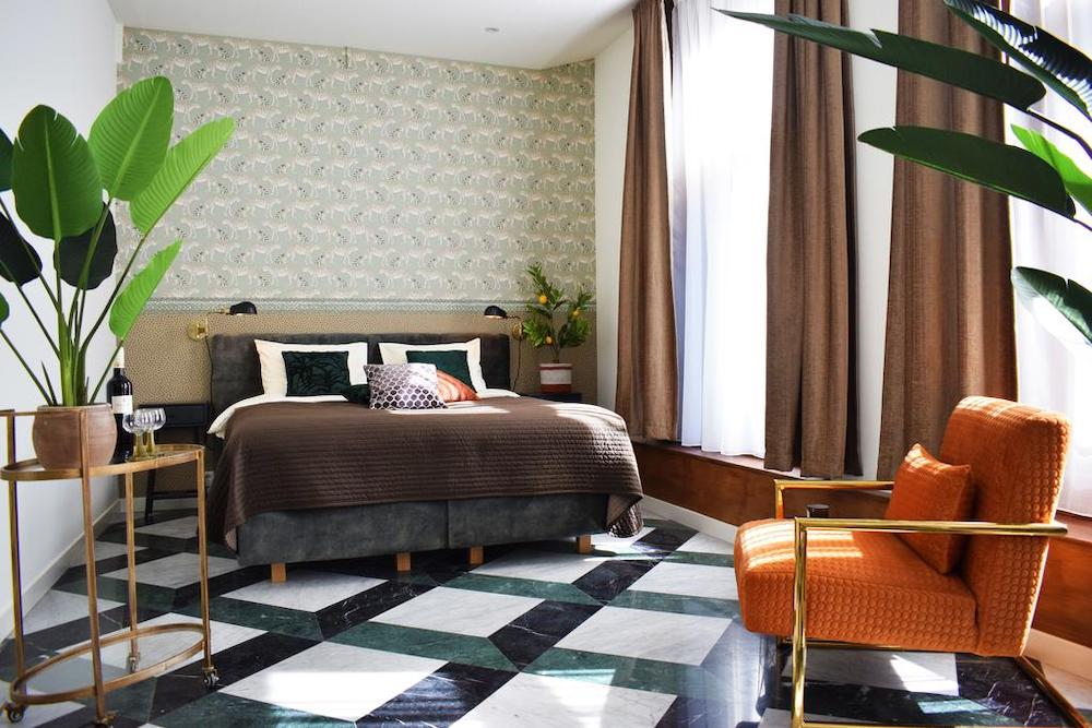 Brasss Hotel Suites Haarlem Nederland