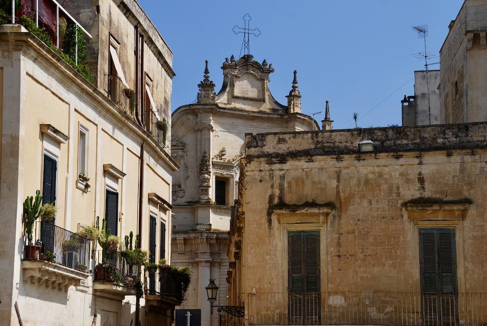 Stedentrip Lecce Italië