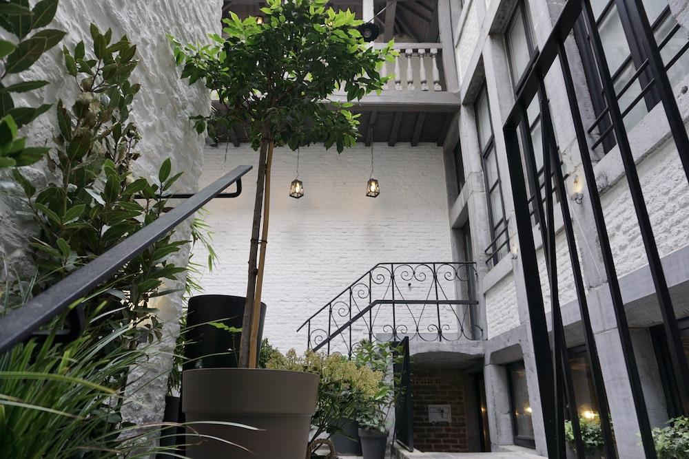 Hotel Neuvice Luik België