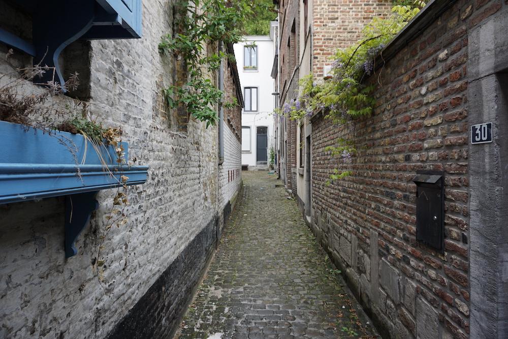Impasses Luik België