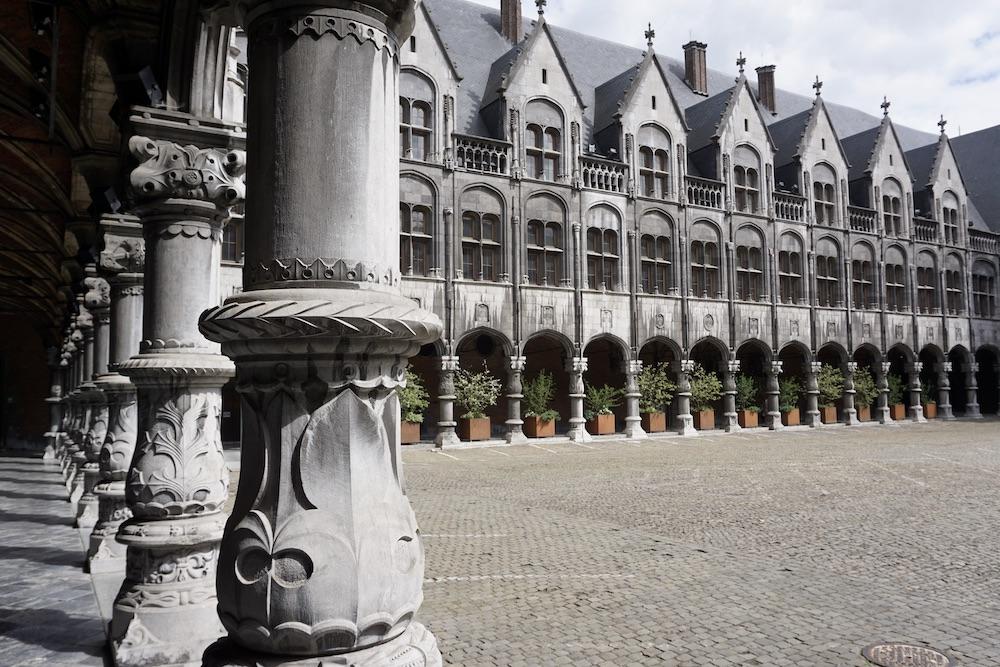 Paleis van de Prins-bisschoppen Luik België