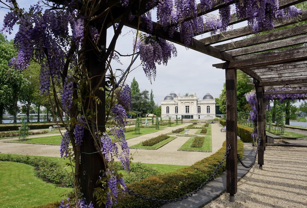 Parc de la Boverie Luik België