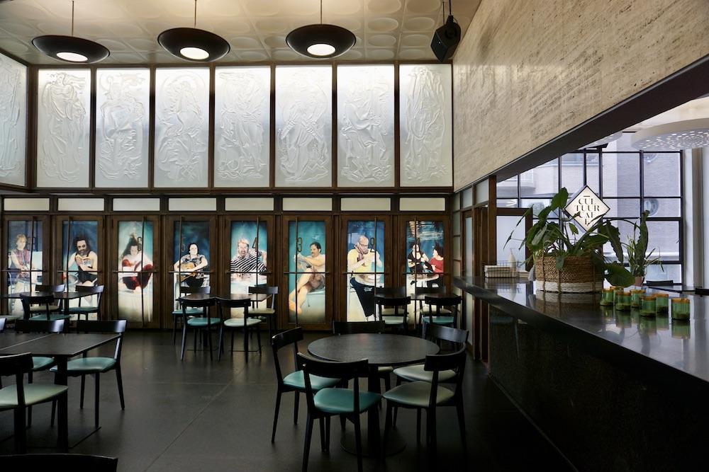 Cultuurcafé De Grote Post Oostende België