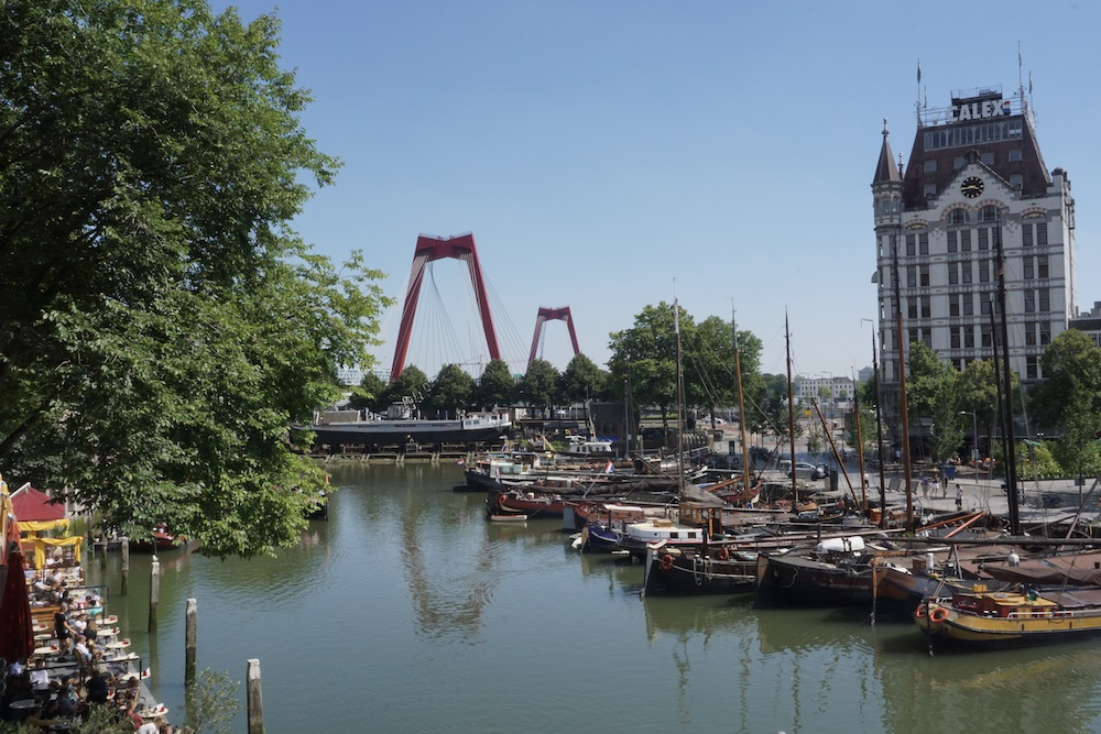 De Oude Haven Rotterdam Nederland