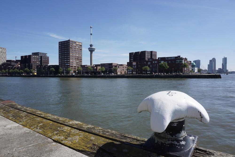 Euromast Rotterdam Nederland