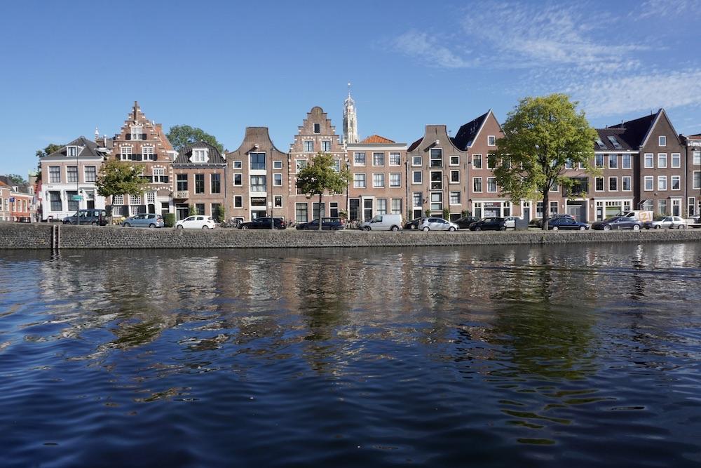 Het Spaarne Haarlem Nederland