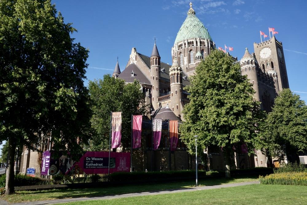KoepelKathedraal Haarlem Nederland