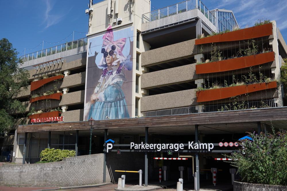 Parkeergarage De Kamp Haarlem