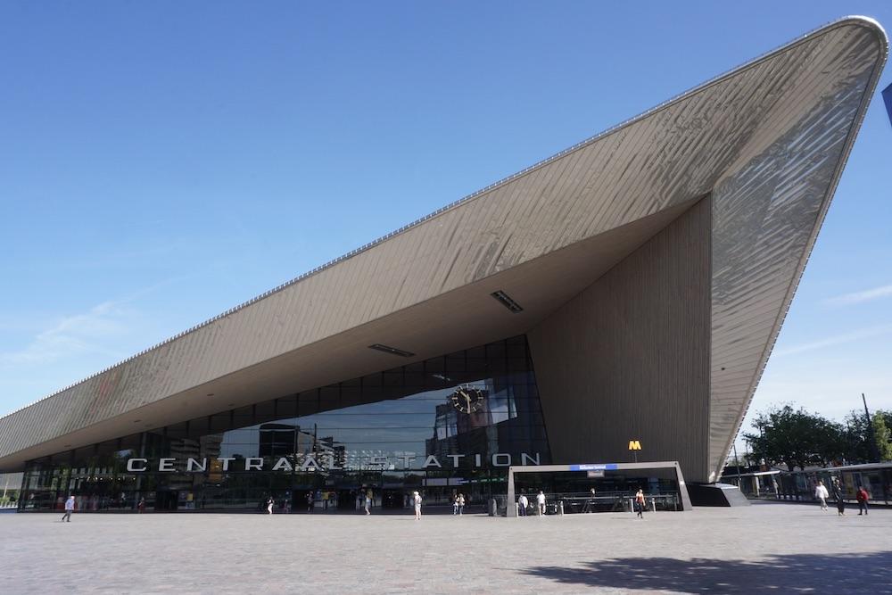 Rotterdam Centraal Station Nederland
