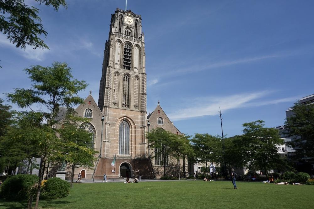 Sint Laurenskerk Rotterdam Nederland