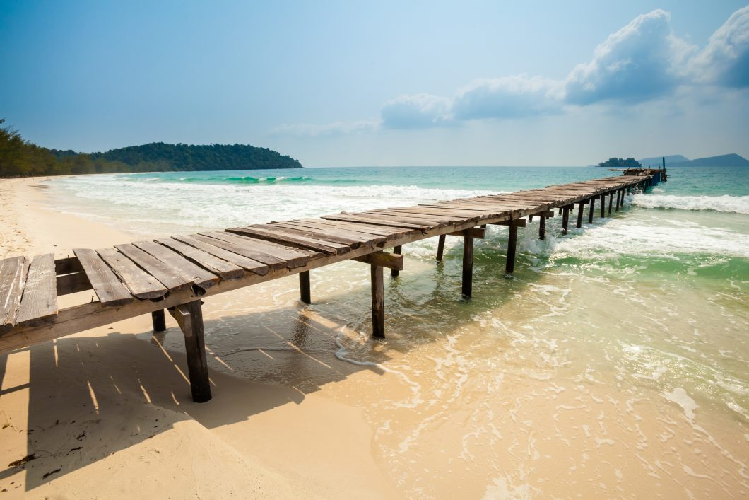 Lonely Beach, Koh Rong
