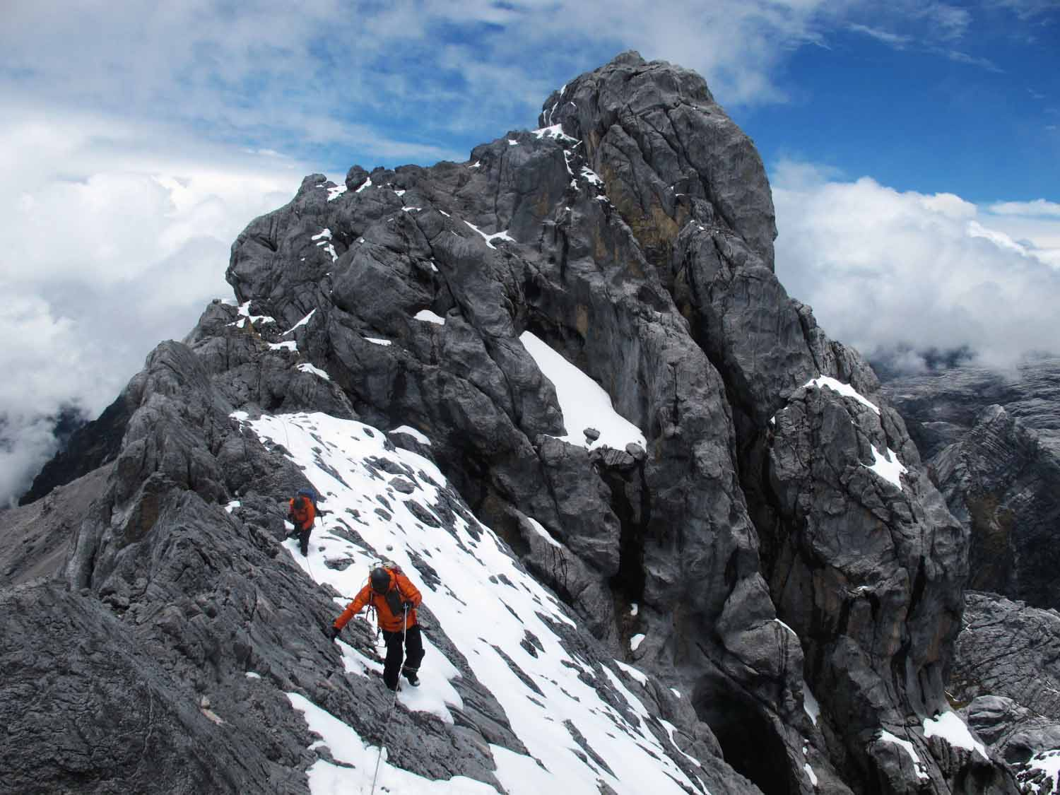 new guinea maoke range �the snowy mountains of the equatorquot