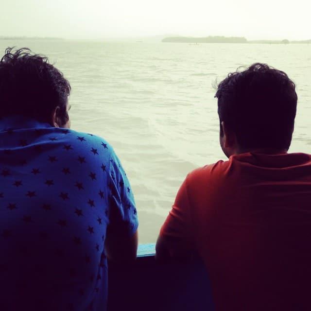 Bye Goa! See you again soon! #travel #goa #mandovi