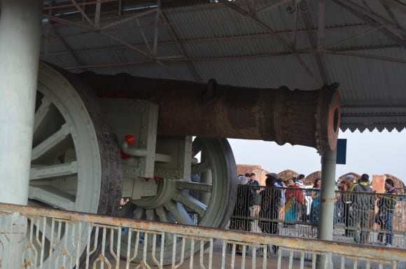 Biggest cannon in the world (Places to visit in Jaipur)