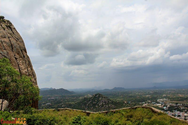 Rayakottai Fort