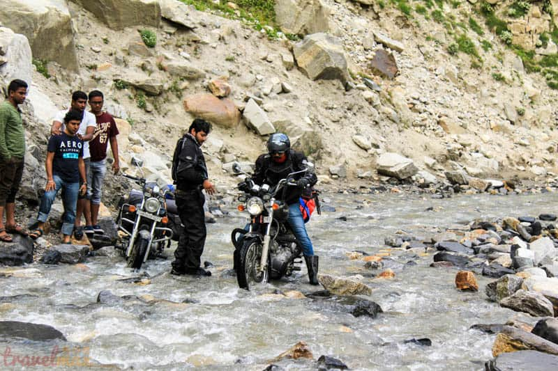 How to reach spiti valley