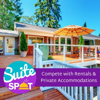 Podcast Episode: Compete with Rentals & Private Accommodations