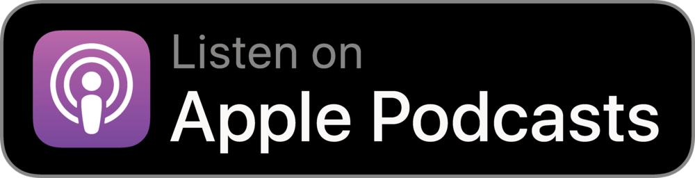 listen on apple podcasts button