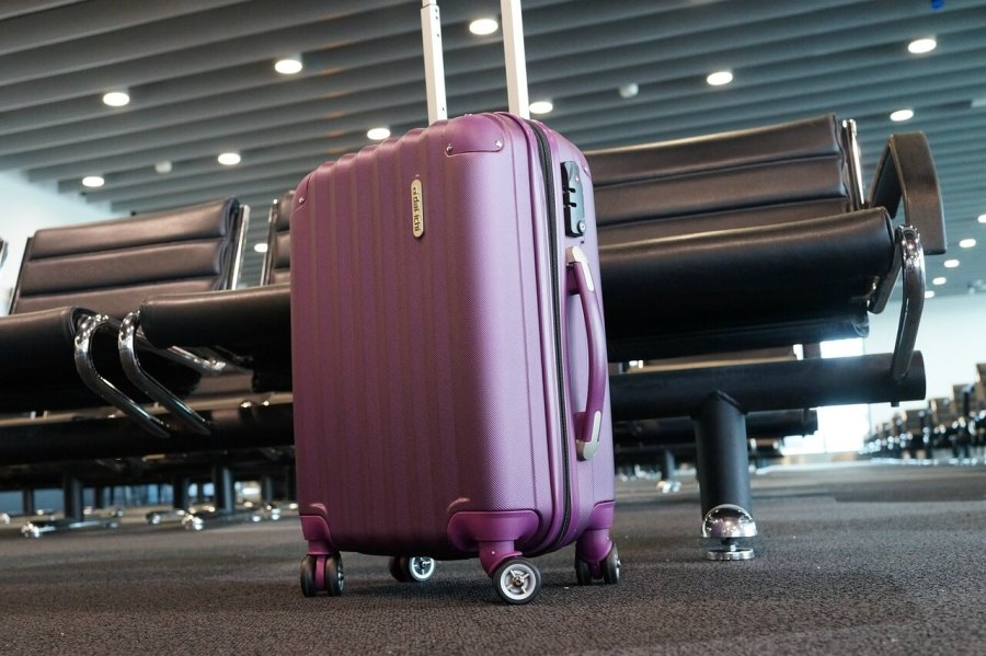 handgepäck koffer vier rollen