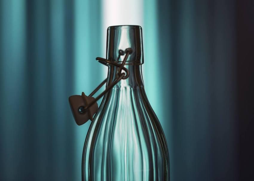 trinkflasche glas test