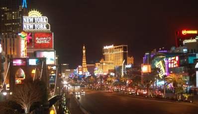 Las Vegas boulevard : le Strip