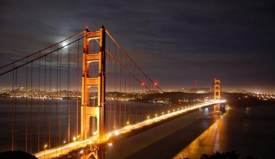 Le Golden Gate Bridge de San Francisco