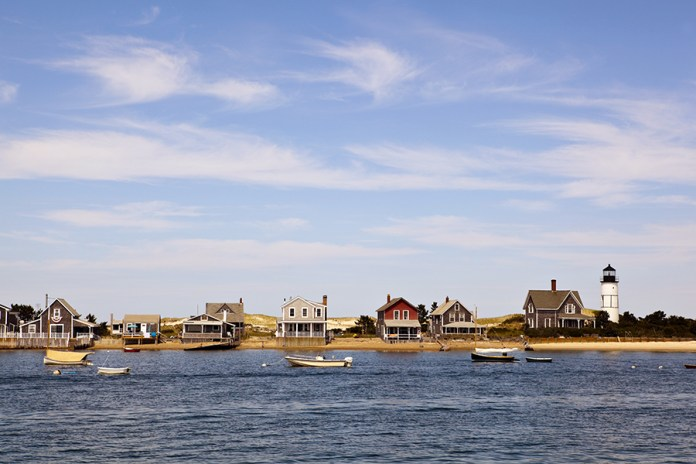 Boston is the gateway to Cape Cod