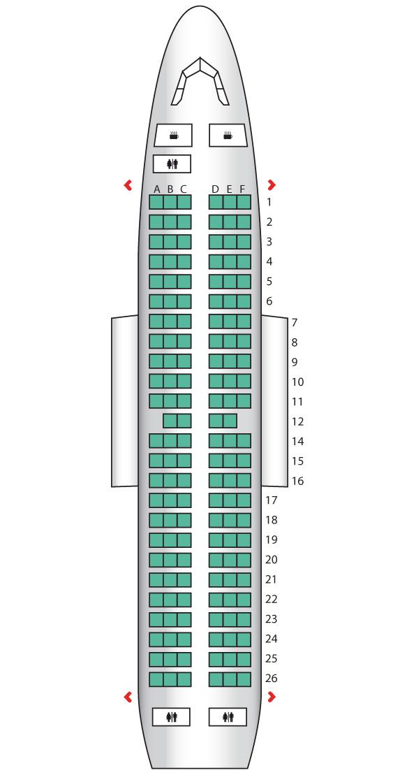 Boeing 737 300 Seating Plan Jet2 Brokeasshome Com