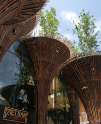 Vietnam Country Pavilion at Expo 2015
