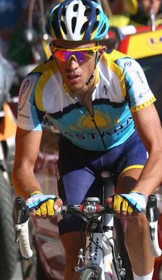 Alberto Contador - Tour de France