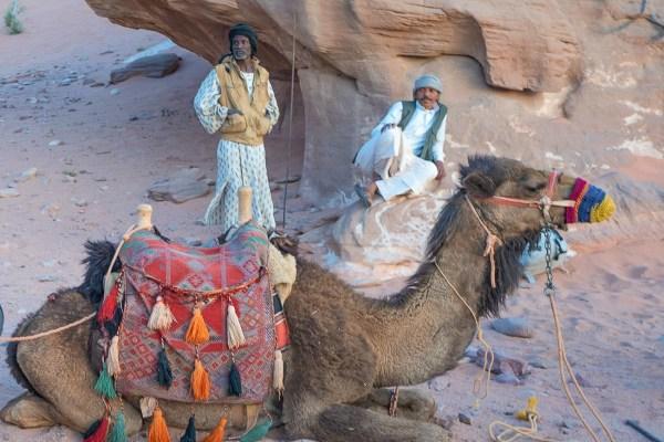 Guides in Jordan
