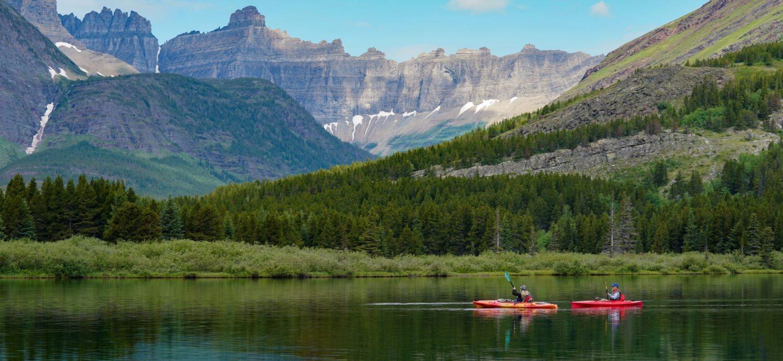 Kayaking in Washington