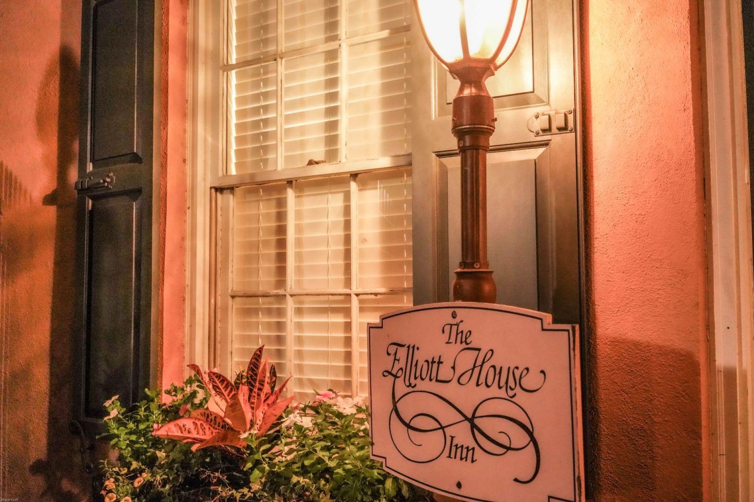 The Elliott House Inn Charleston, SC