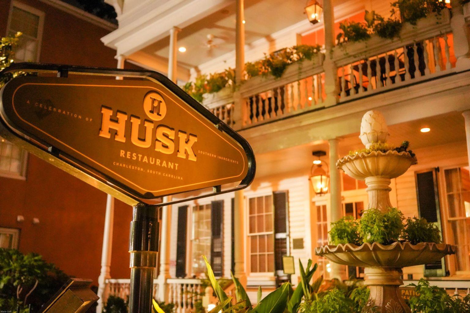 Husk Restaurant Charleston, SC