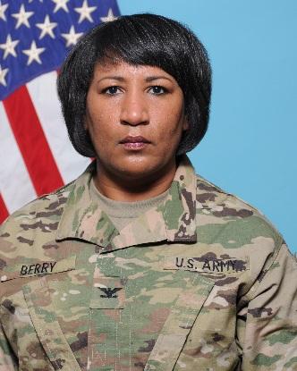 Colonel Renita Berry
