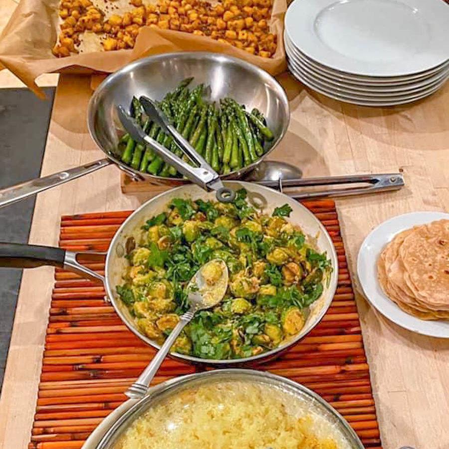 Ayurvedic-cooking