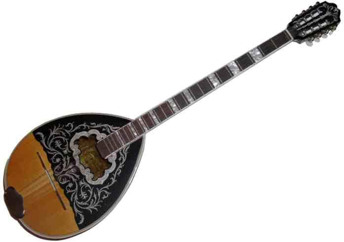 greek guitar instrument