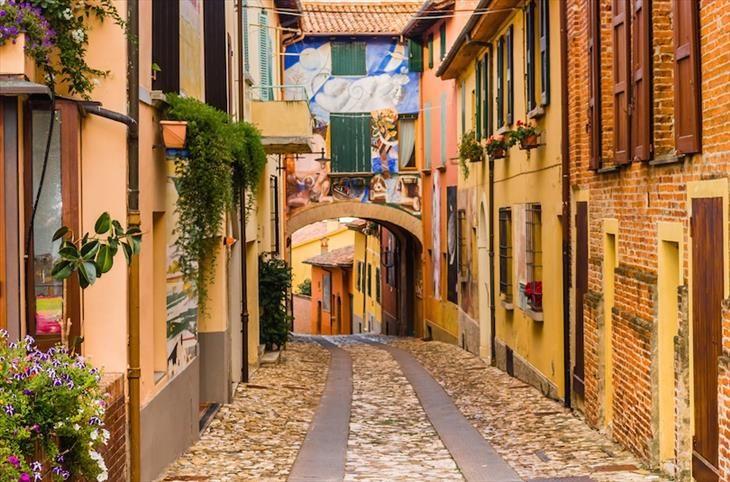 dozza ιταλία