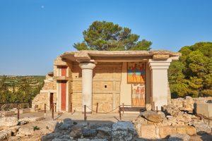 Κνωσσός - Κρήτη