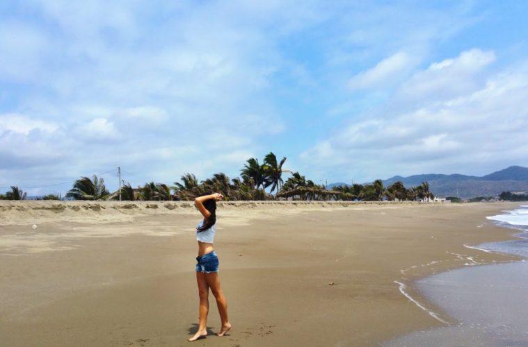 Ecuador Beach Manabi